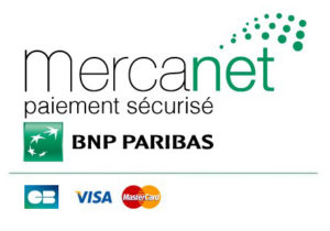 Secured payment with Mercanet BNP Paribas
